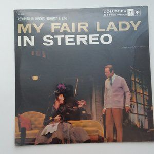 MY FAIR LADY IN STEREO LP